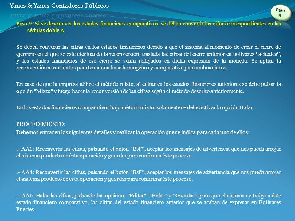 Yanes & Yanes Contadores Públicos