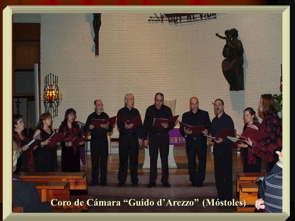 Coro de Cámara Guido d'Arezzo (Móstoles)