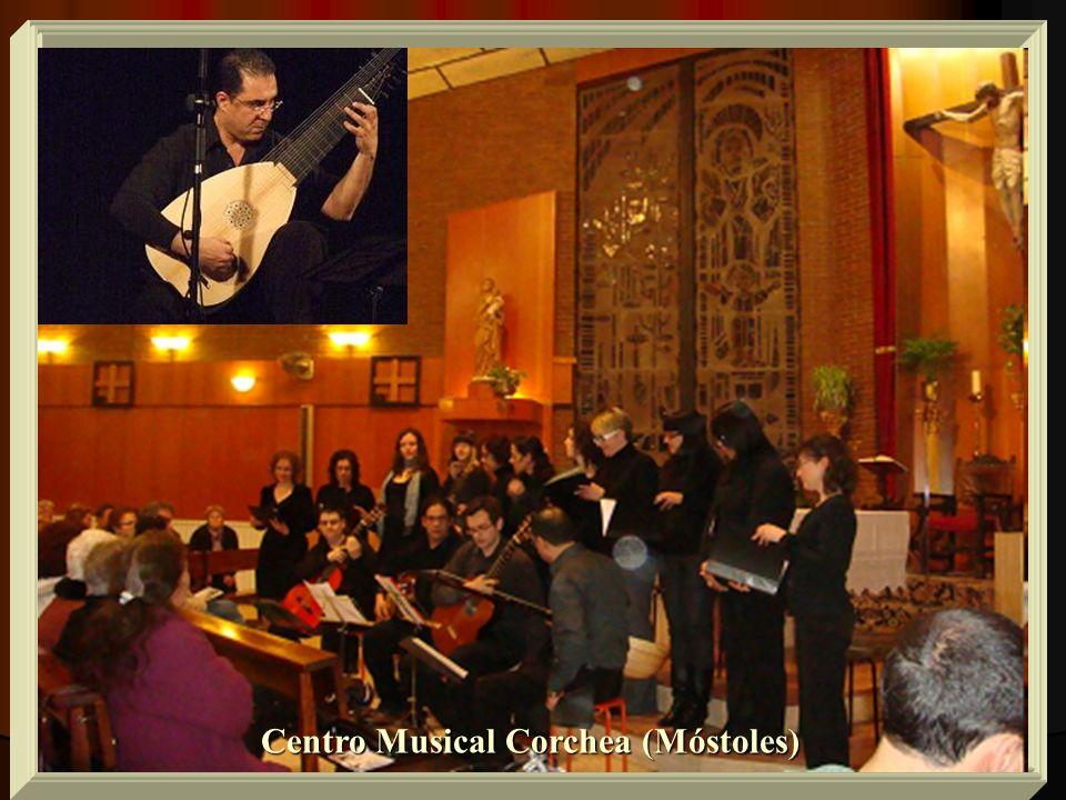 Centro Musical Corchea (Móstoles)