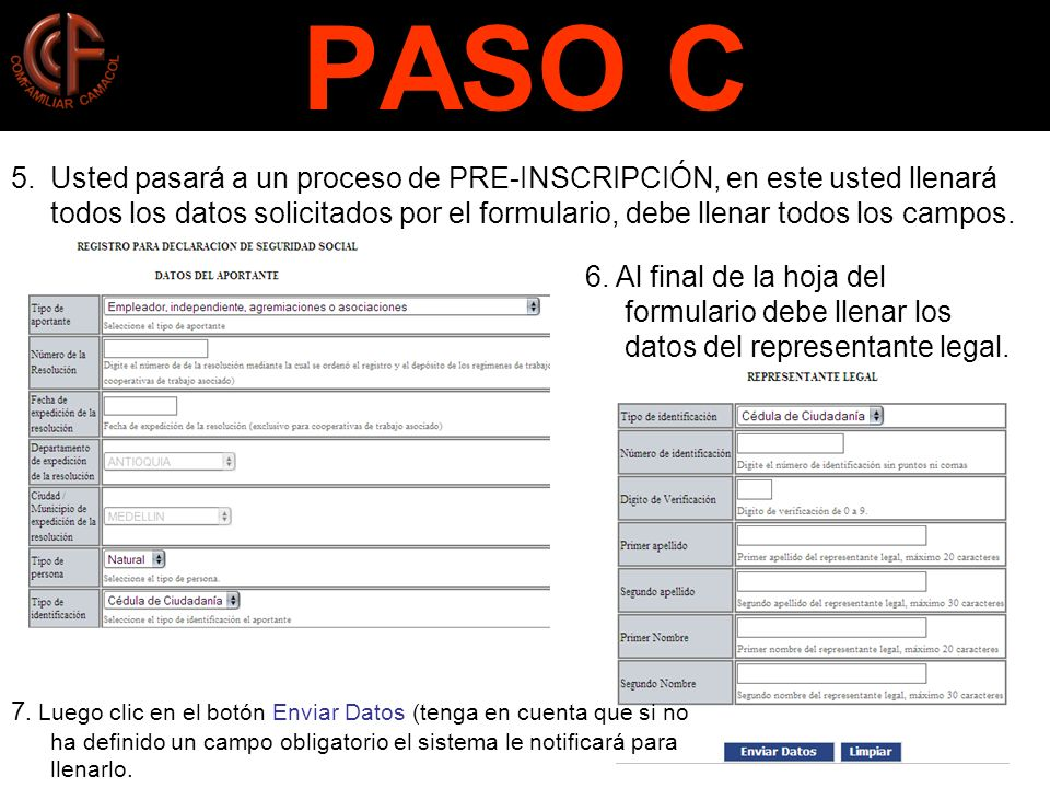 PASO C