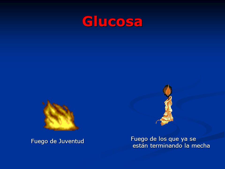 Glucosa Fuego de los que ya se Fuego de Juventud