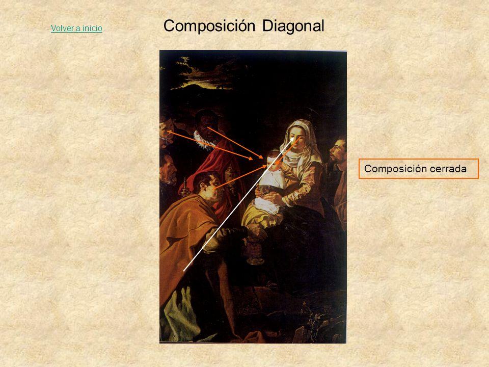 Composición Diagonal Volver a inicio Composición cerrada