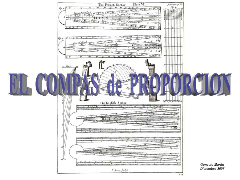 EL COMPAS de PROPORCION