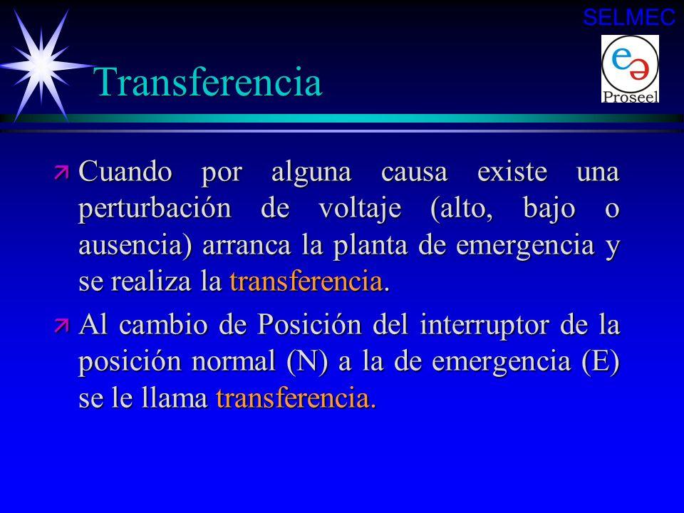 SELMEC Transferencia.