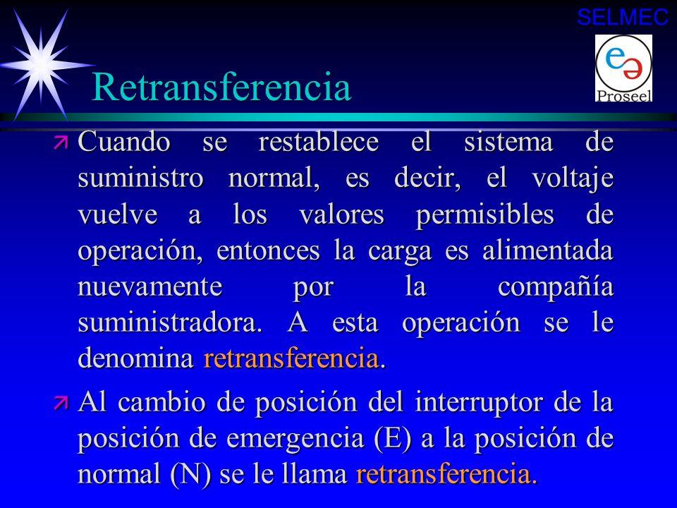 SELMEC Retransferencia.