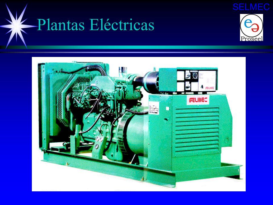 SELMEC Plantas Eléctricas 2