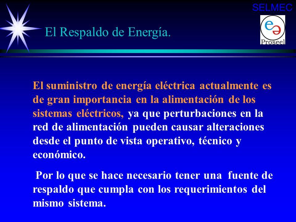 SELMEC El Respaldo de Energía.