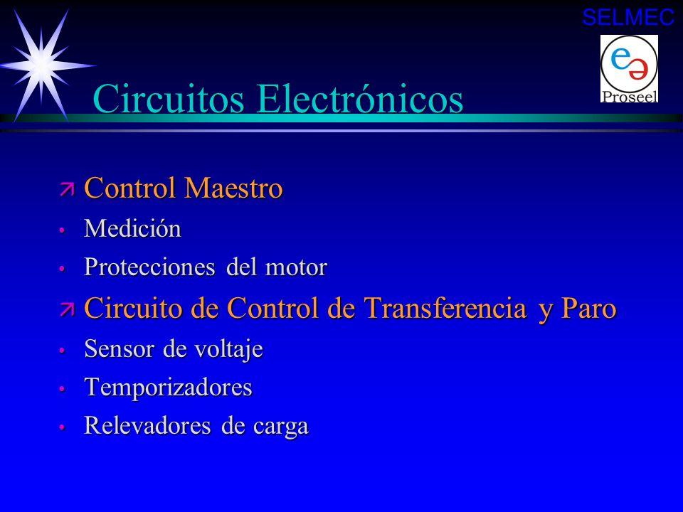 Circuitos Electrónicos