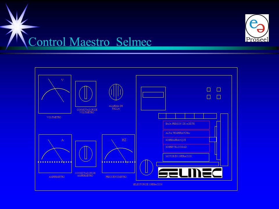 Control Maestro Selmec