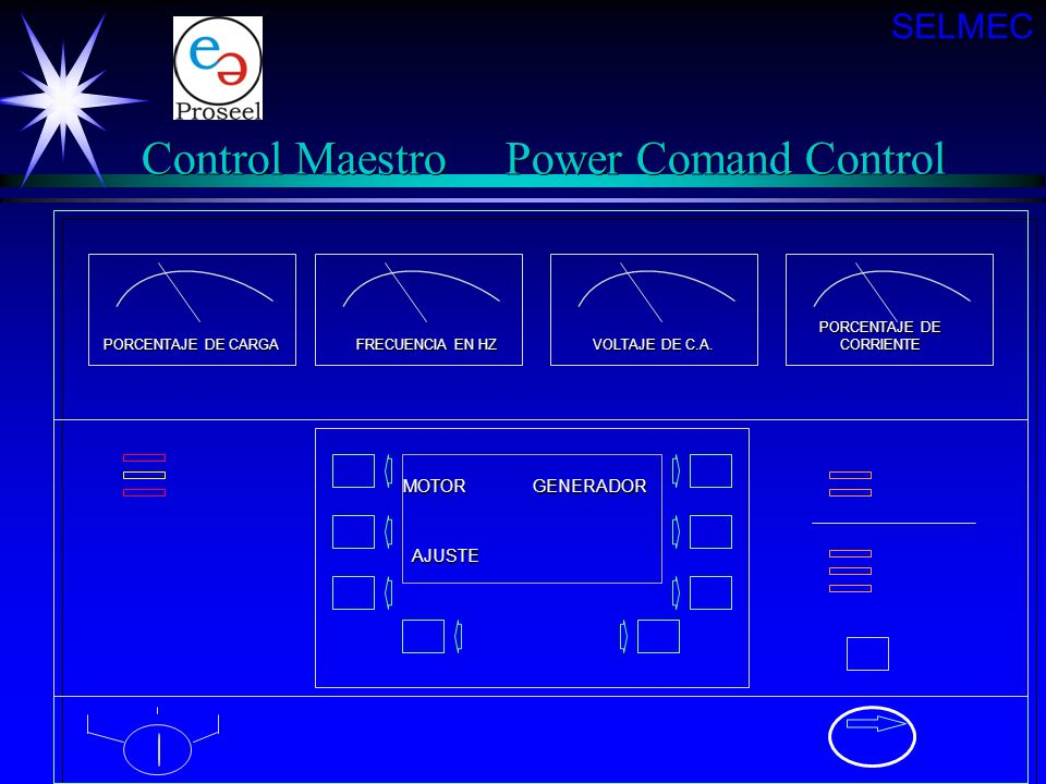 Control Maestro Power Comand Control