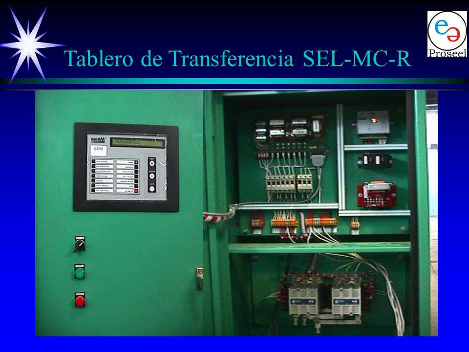 Tablero de Transferencia SEL-MC-R