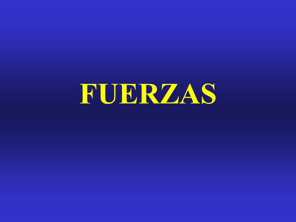 FUERZAS