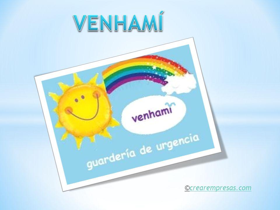 VENHAMÍ ©crearempresas.com