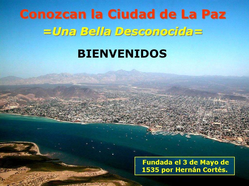 Conozcan la Ciudad de La Paz