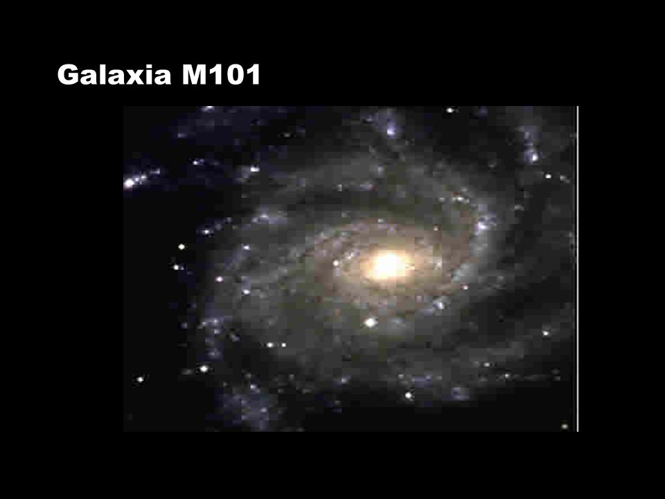 Galaxia M101