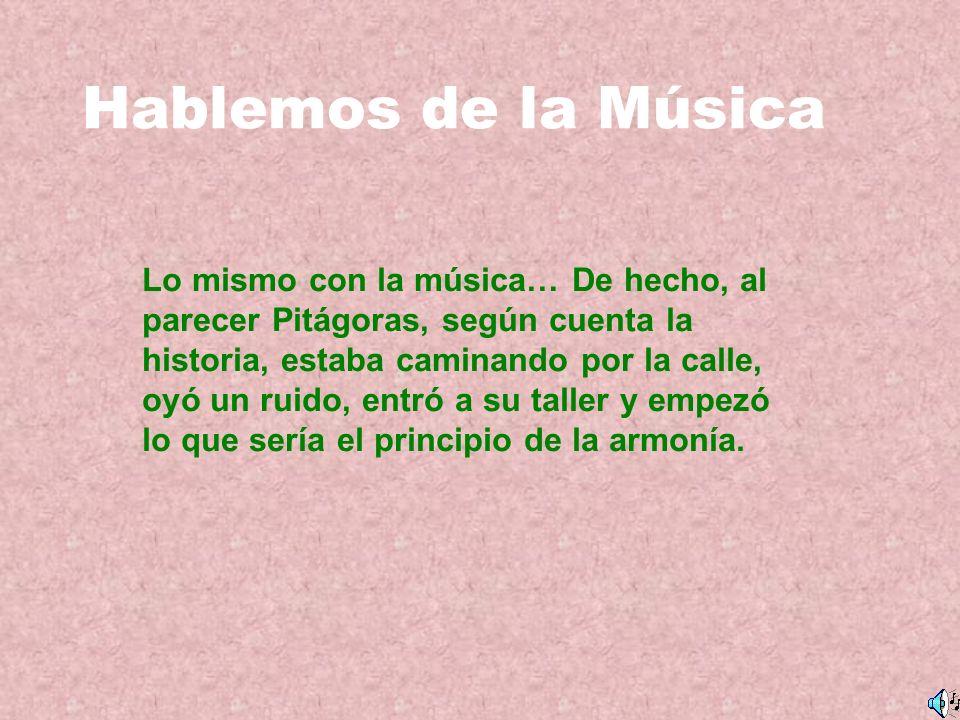 Hablemos de la Música