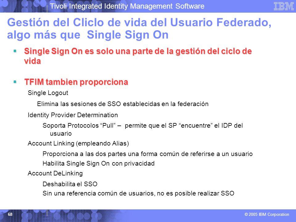 Gestión del Cliclo de vida del Usuario Federado, algo más que Single Sign On