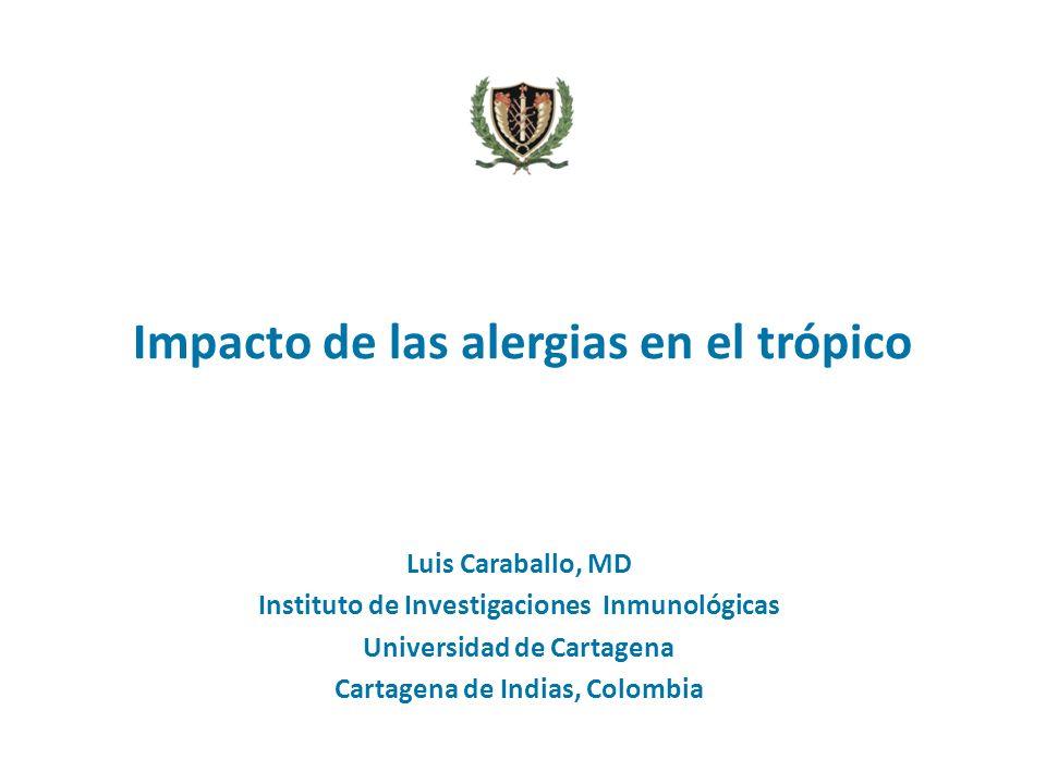 Impacto de las alergias en el trópico