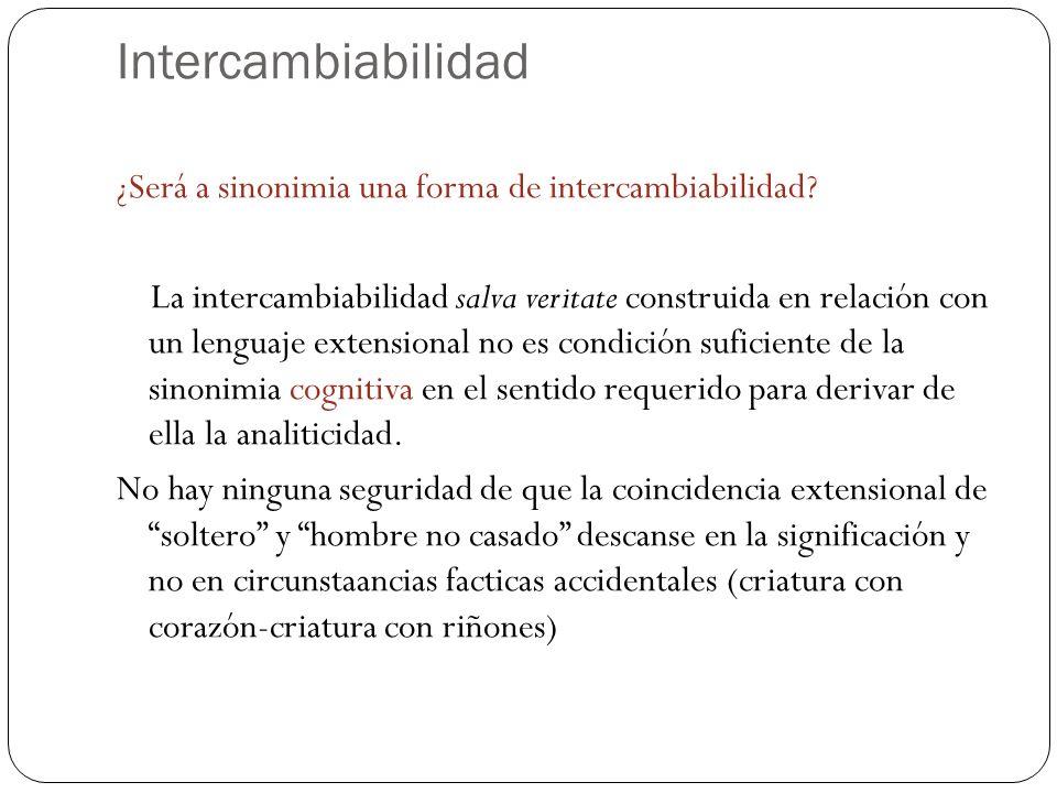 Intercambiabilidad