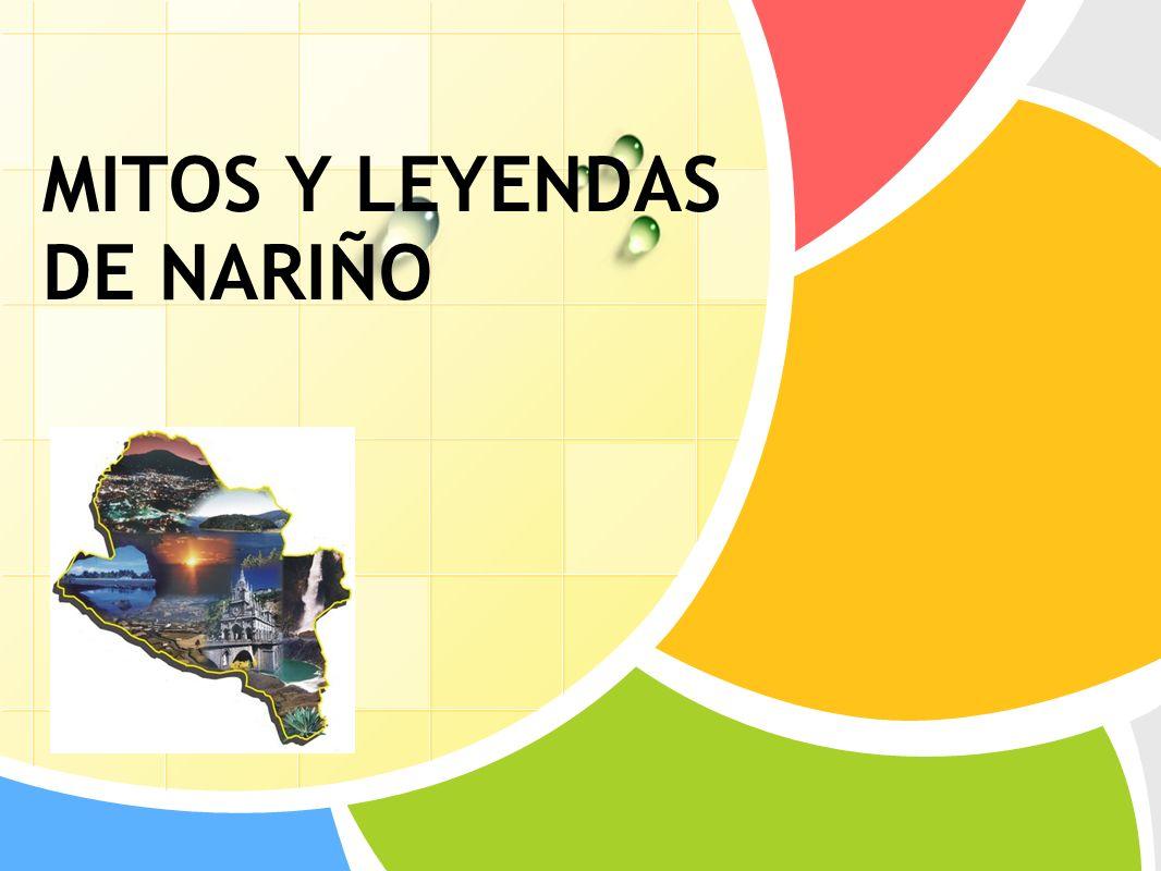 MITOS Y LEYENDAS DE NARIÑO