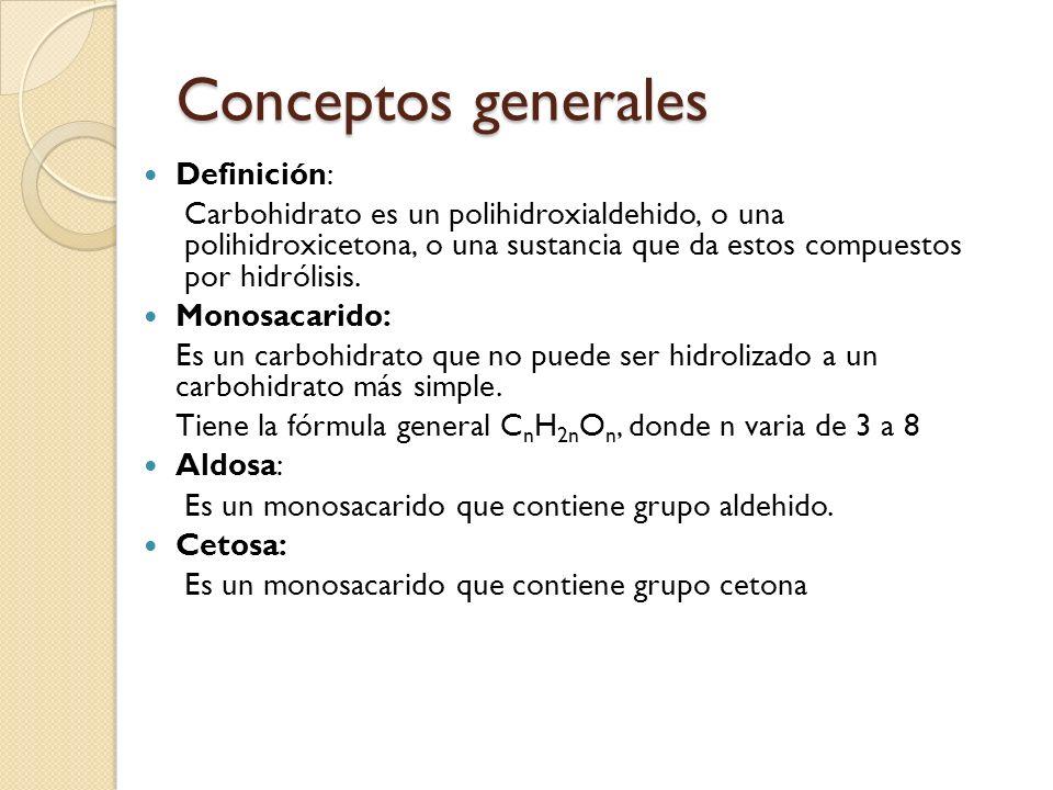 Conceptos generales Definición:
