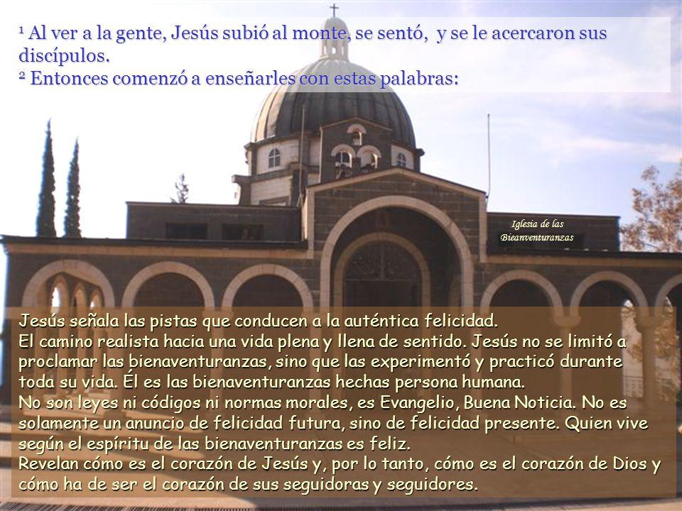 Iglesia de las Bieanventuranzas