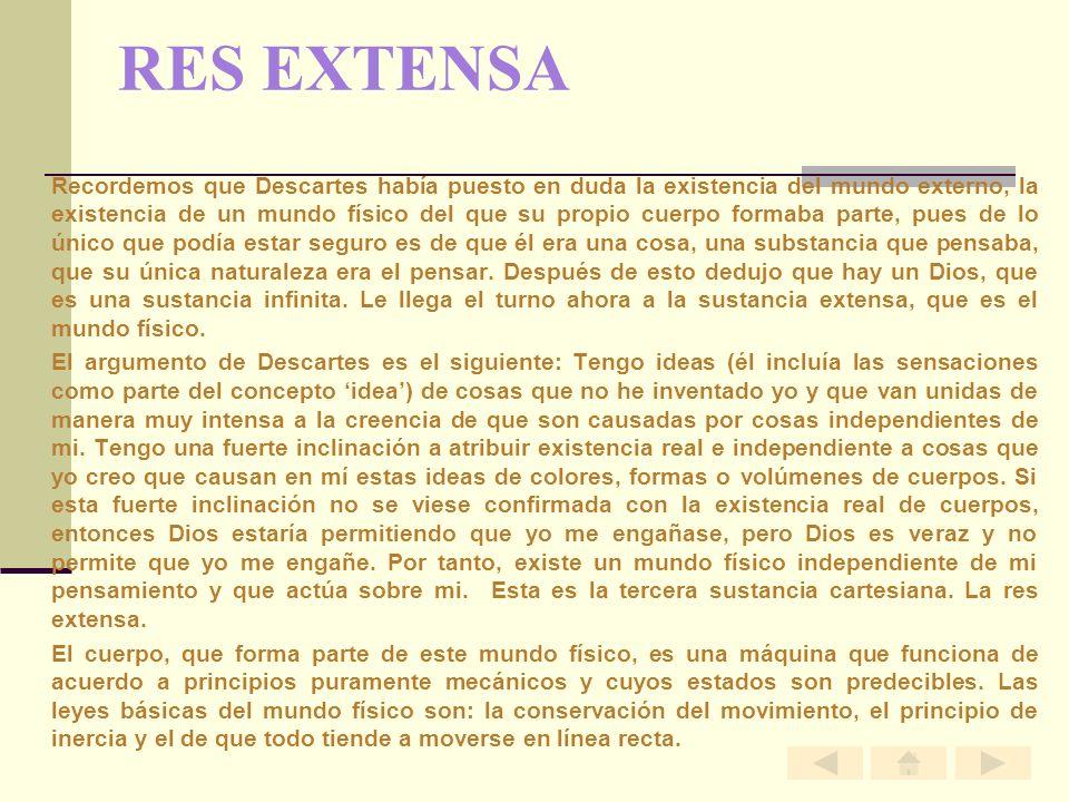 RES EXTENSA