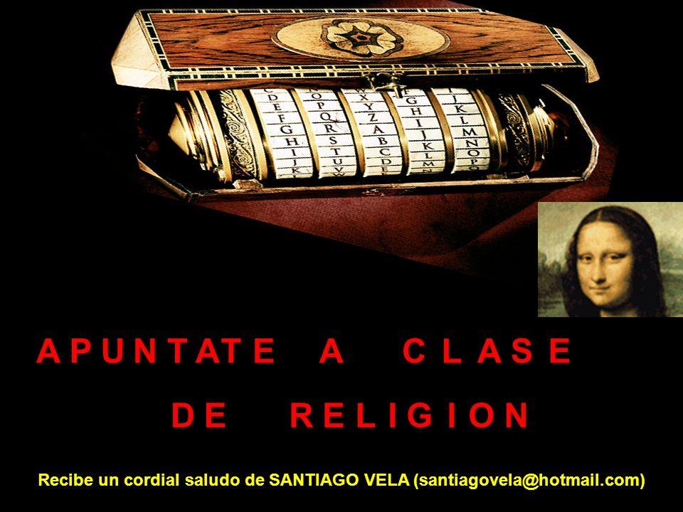 Recibe un cordial saludo de SANTIAGO VELA (santiagovela@hotmail.com)