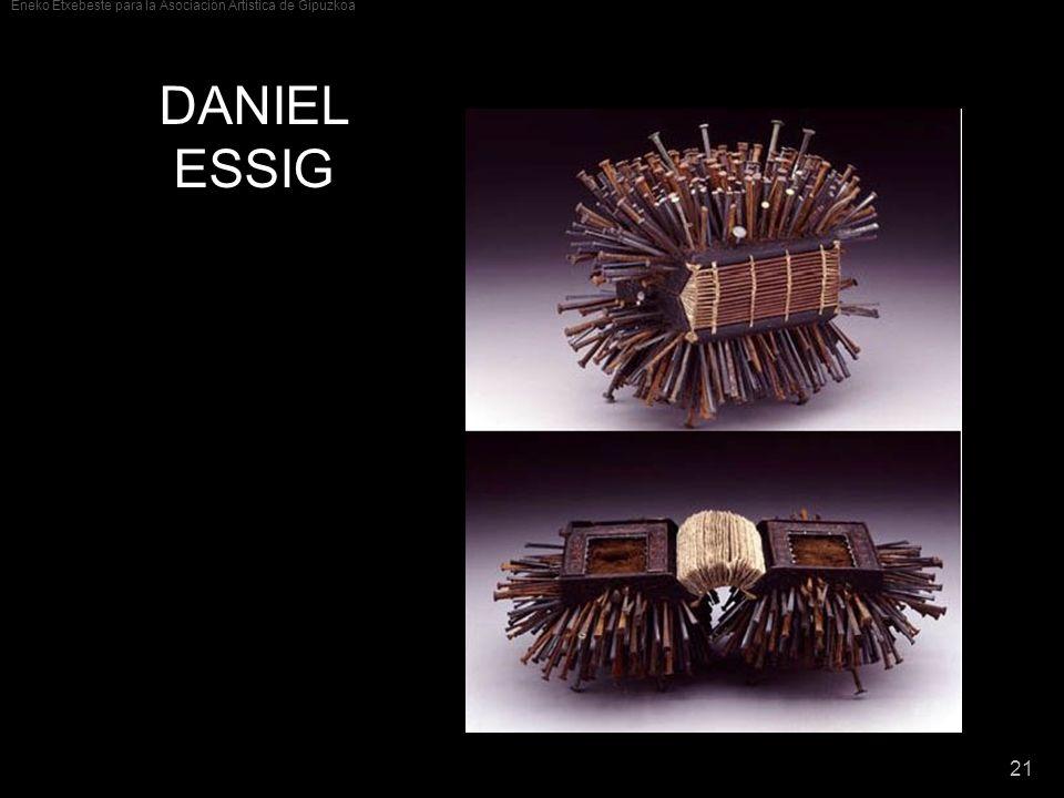 DANIEL ESSIG Daniel Essig