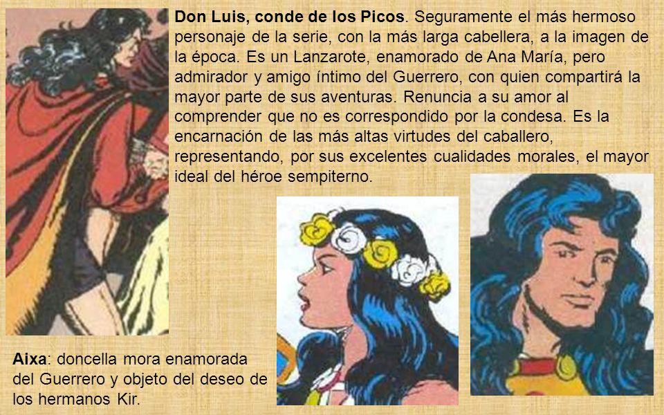 Don Luis, conde de los Picos