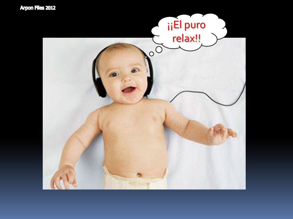 ¡¡El puro relax!!