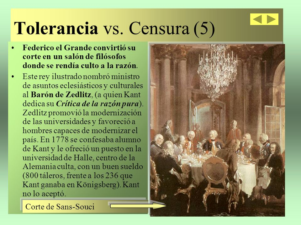 Tolerancia vs. Censura (5)