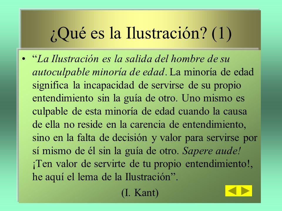 ¿Qué es la Ilustración (1)