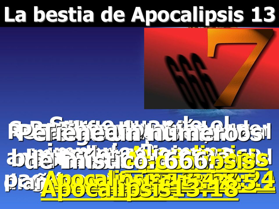 Es acusada de blasfemia. Apocalipsis 13:5-6