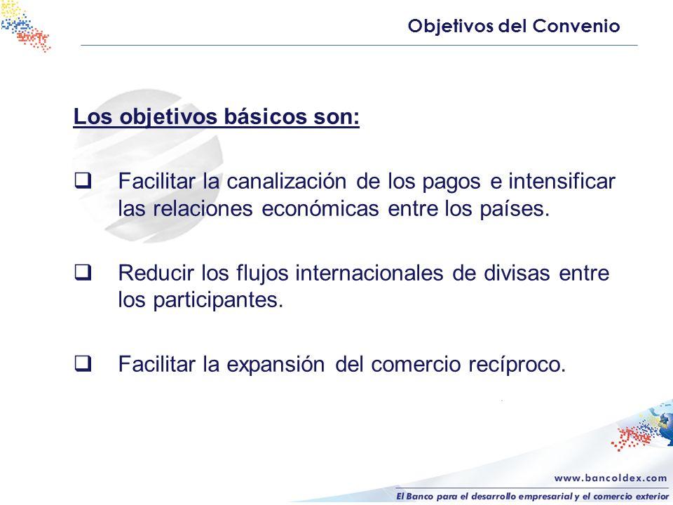 Los objetivos básicos son: