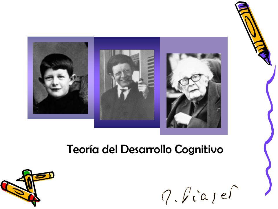 Teoría del Desarrollo Cognitivo