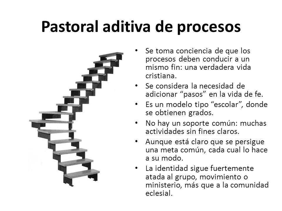 Pastoral aditiva de procesos
