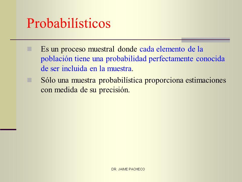 Probabilísticos