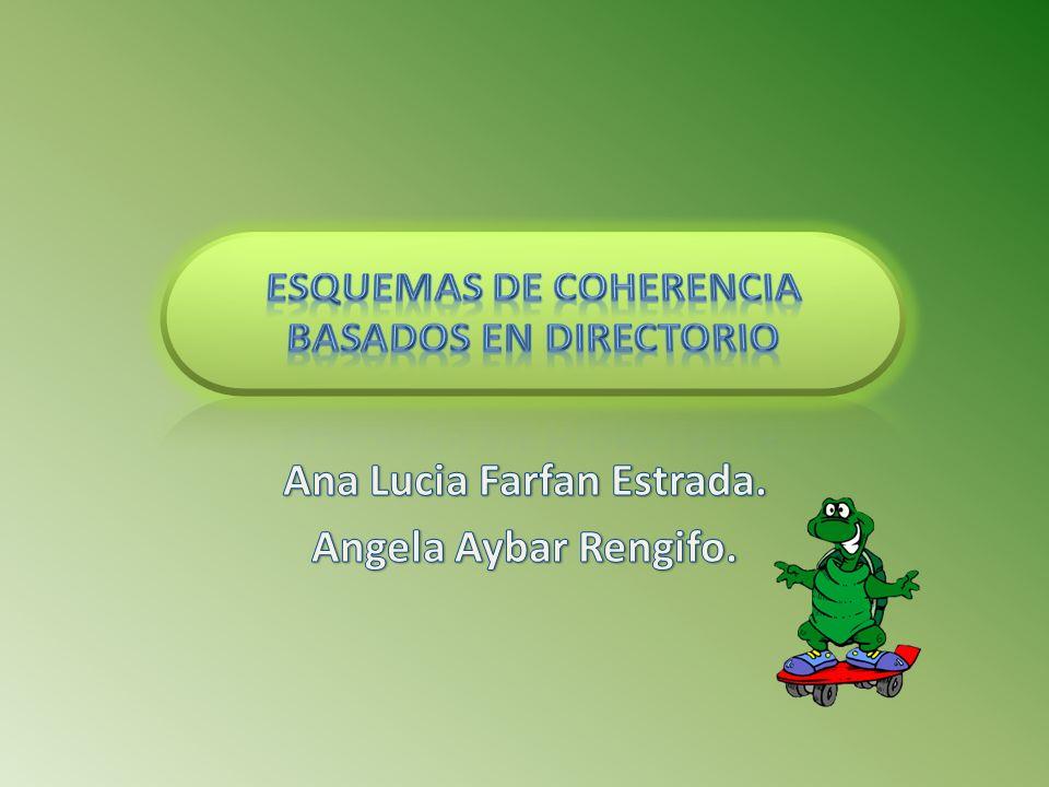 Ana Lucia Farfan Estrada. Angela Aybar Rengifo.