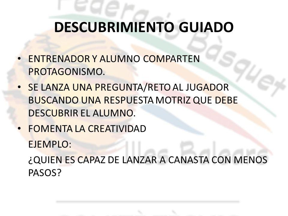 DESCUBRIMIENTO GUIADO