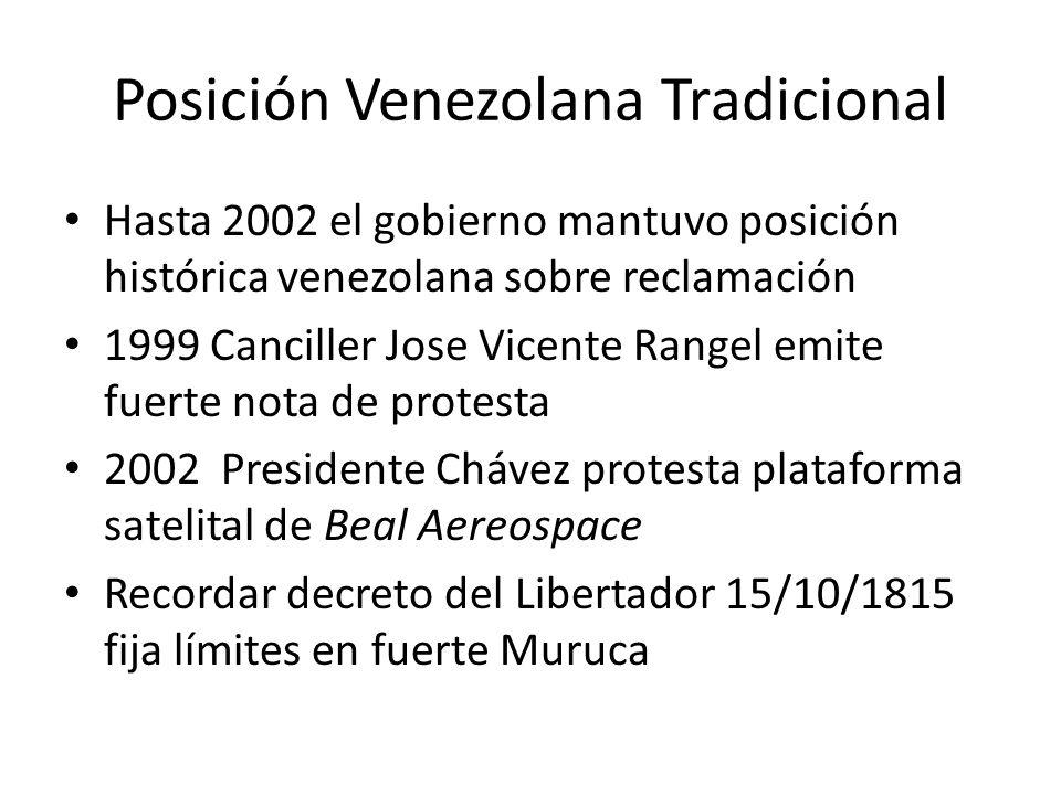 Posición Venezolana Tradicional