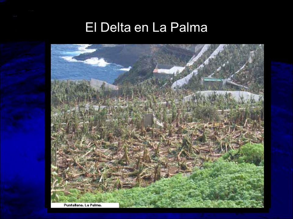 El Delta en La Palma