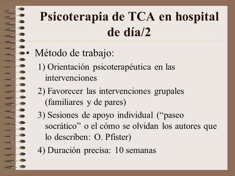 Psicoterapia de TCA en hospital de día/2