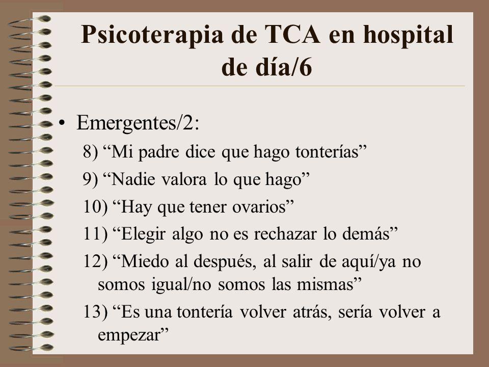 Psicoterapia de TCA en hospital de día/6