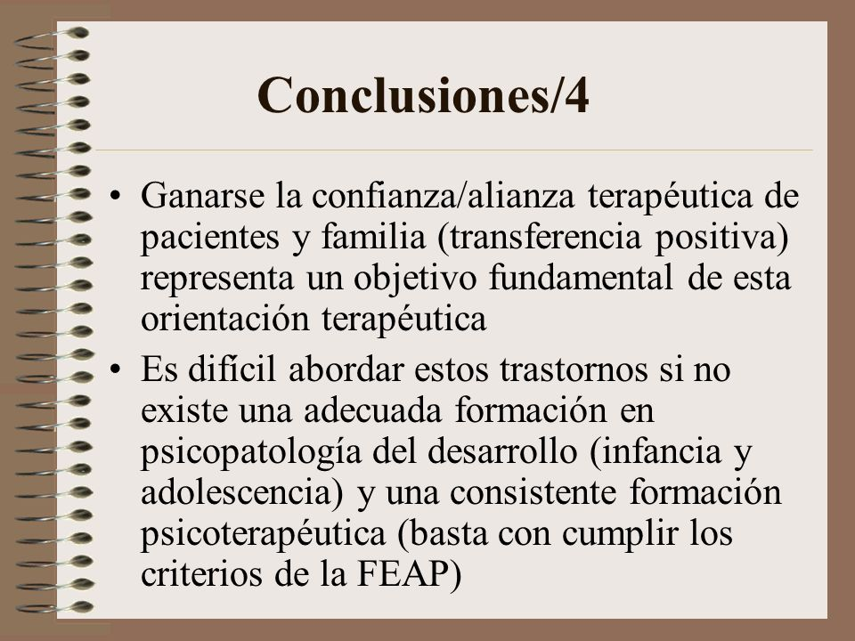 Conclusiones/4
