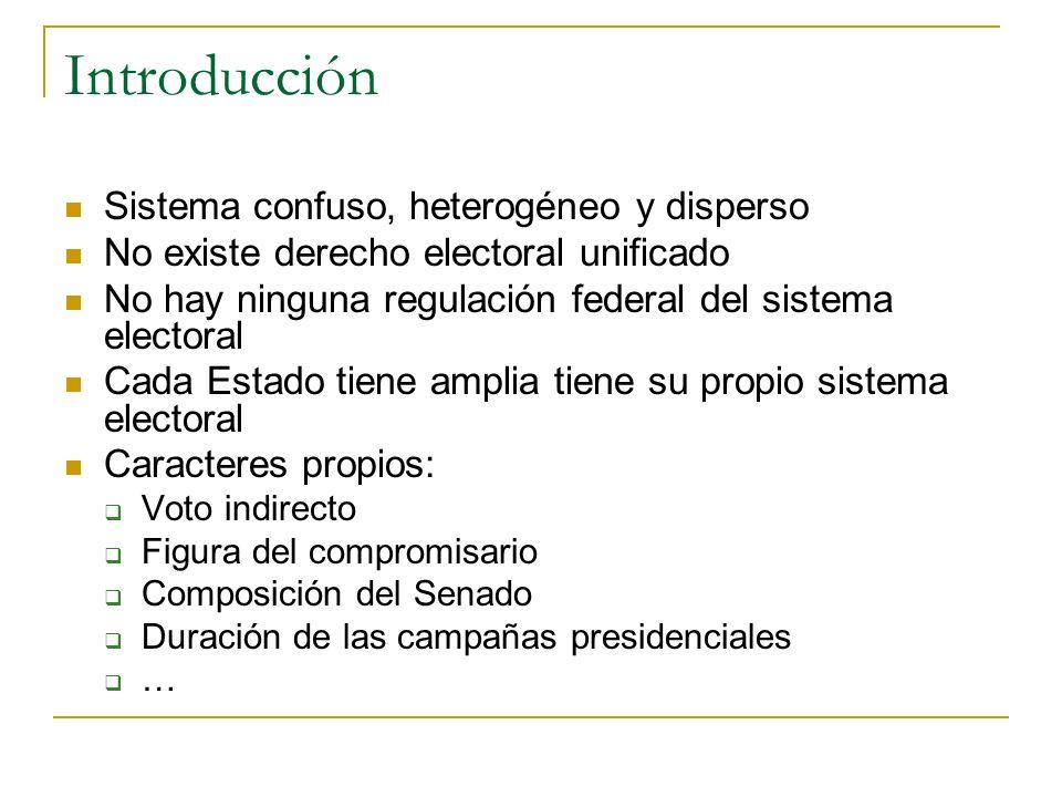 Introducción Sistema confuso, heterogéneo y disperso