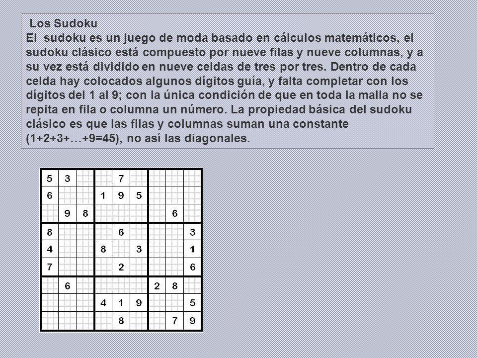 Los Sudoku
