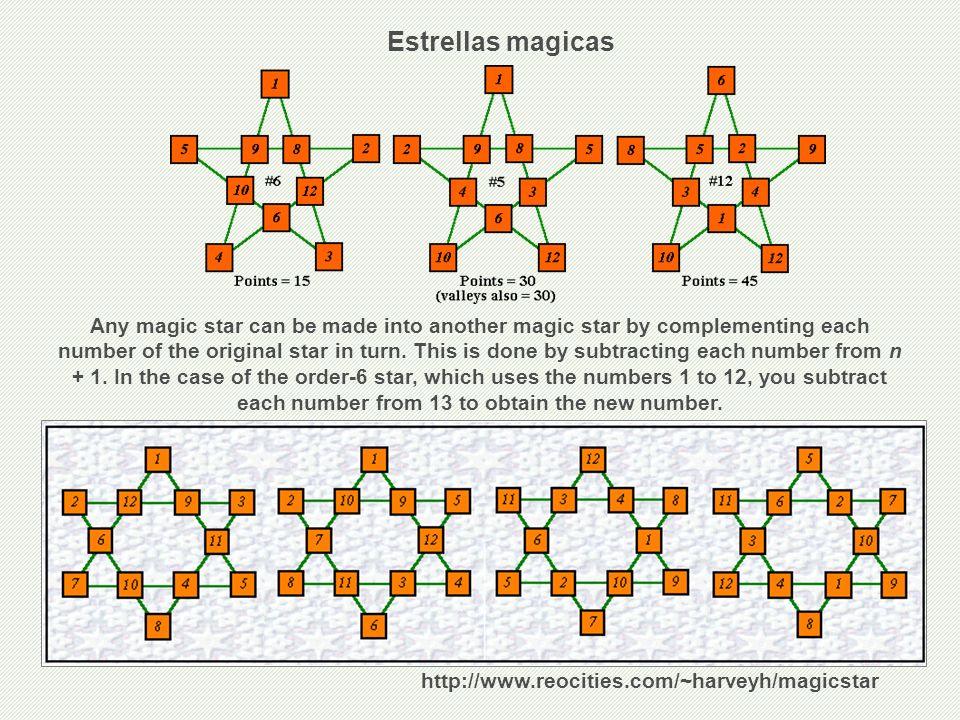 Estrellas magicas