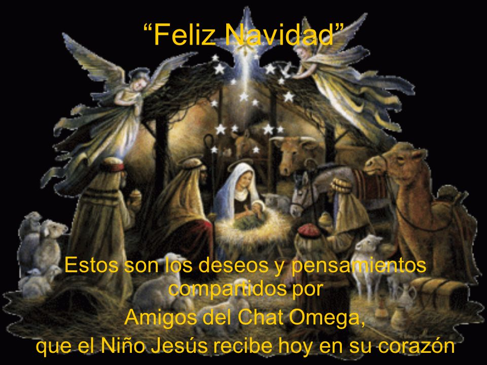 Fotos De Navidad Del Nino Jesus.Feliz Navidad Estos Son Los Deseos Y Pensamientos Compartidos Por