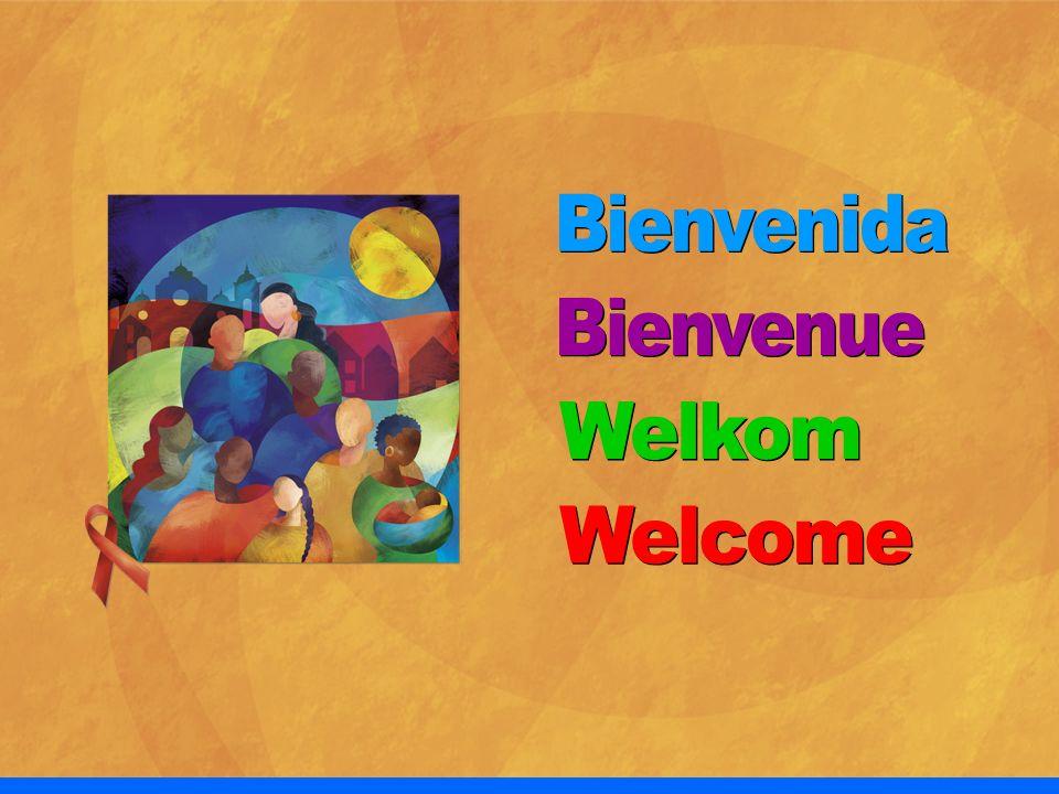 Bienvenida Bienvenue Welkom Welcome
